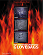 high temperature glovebags