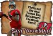 Tampa Bay Buccaneers and Sportsdigita Launch NFL First with New Facebook Game