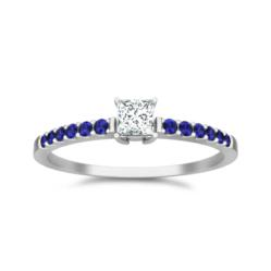 Diamond promise rings for girlfriends and men is now available at JewelOcean at cheap prices