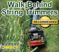 walk behind string trimmer, walk behind string trimmers, wheeled string trimmer, wheeled string trimmers