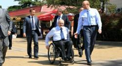 President of the IPC Praised Accessibility in Sochi for People with Impairments