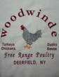 Dominique Chicken Custom Hoodie Hooded Sweatshirt Giveaway 1 by The Mohawk Valley Trading Company