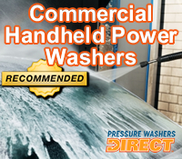 commercial handheld pressure washer, commercial handheld pressure washers