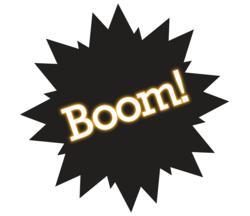 Boom! PR logo