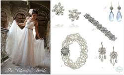 Bridal Accessories and Jewelry curated by Jackie Weppner for the Merci New York Style Shop on NewlyWish