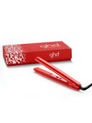 GHD Red Gloss Stylers