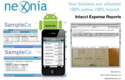 Nexonia Expenses for Intacct