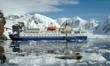 Ocean Nova was built in Denmark to navigate the icy waters of the west coast of Greenland and has been recently refurbished as a comfortable and capable expedition ship.