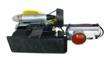 The TRDI Doppler Velocity Log integrated onto the VideoRay Pro 4 ROV