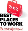 Pariveda Solutions named to Washington Business Journal's 2012 Best Places to Work list