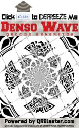 Denso Wave Facebook Like Image
