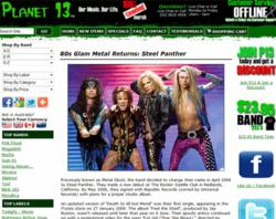 Steel Panther Biography