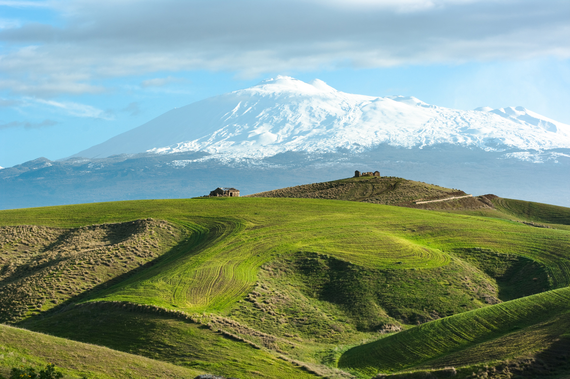 Volcano #Etna #Sicily #Italy | Volcanoes | Pinterest
