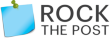 Rock The Post Logo