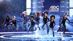 MTV dance crew 8 Flavahz, managed by Michael Jackson choreographer Courtney Miller are the youngest dancers to reach the top 5 in show history