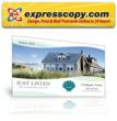 Expresscopy.com Postcards Make Real Estate Agent Multi-Millionaire