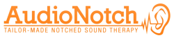 Tinnitus Treatment: Tailor-Made Notched Sound Therapy from AudioNotch.com