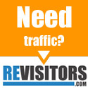 Targeted Website Traffic Delivered by the Thousands Every Month from Revisitors.com