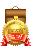 best business hosting award