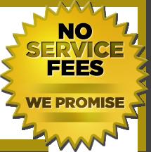 NO Service Fee Tickets