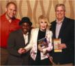Jamahl Keyes At A Leadership Event With Joan Rivers