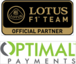 Optimal Payments Announces New Partnership with Lotus F1 Team