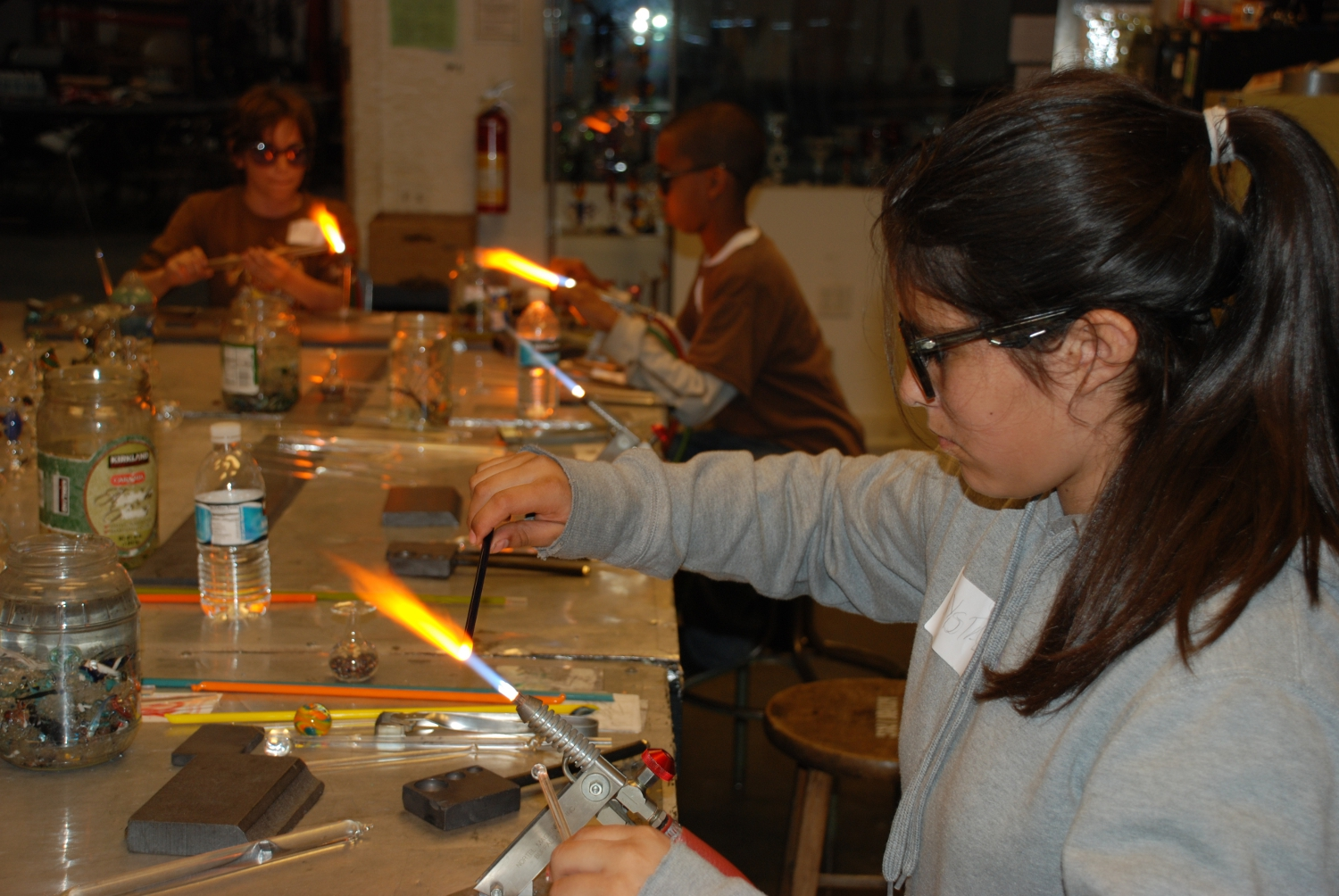 bay area industrial arts school  the crucible  features youth leadership and internship program