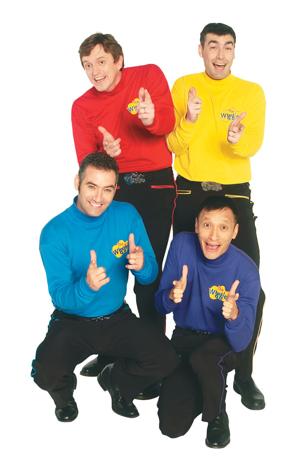 Toys For Tots Logo Transparent Background : Just in time for summer the wiggles are coming to mobile mum