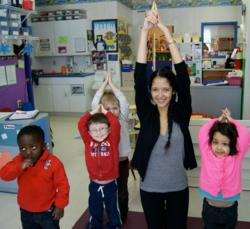 Ivy Child now offers Yoga and Mindfulness Program to Pediatric Cancer Patients and their Families