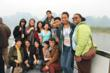 American High School visits Guilin, China