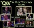 "Official poster for ""Q&A"" music video"
