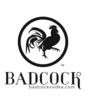 Badcock Vodka Logo BW