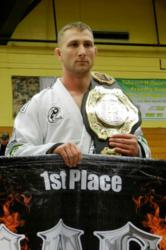 Connecticut Brazilian Jiu Jitsu instructor-Brian American-Team Link BJJ in Enfield,CT