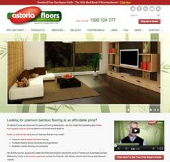 Bamboo Flooring Melbourne