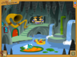 Play with Snoggler in Cackleberries Water House