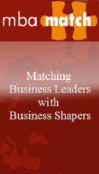 Matching Business Leaders with Business Shapers