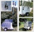 Progress Solar Light Towers Provide Sports Clubs, Schools, Churches...
