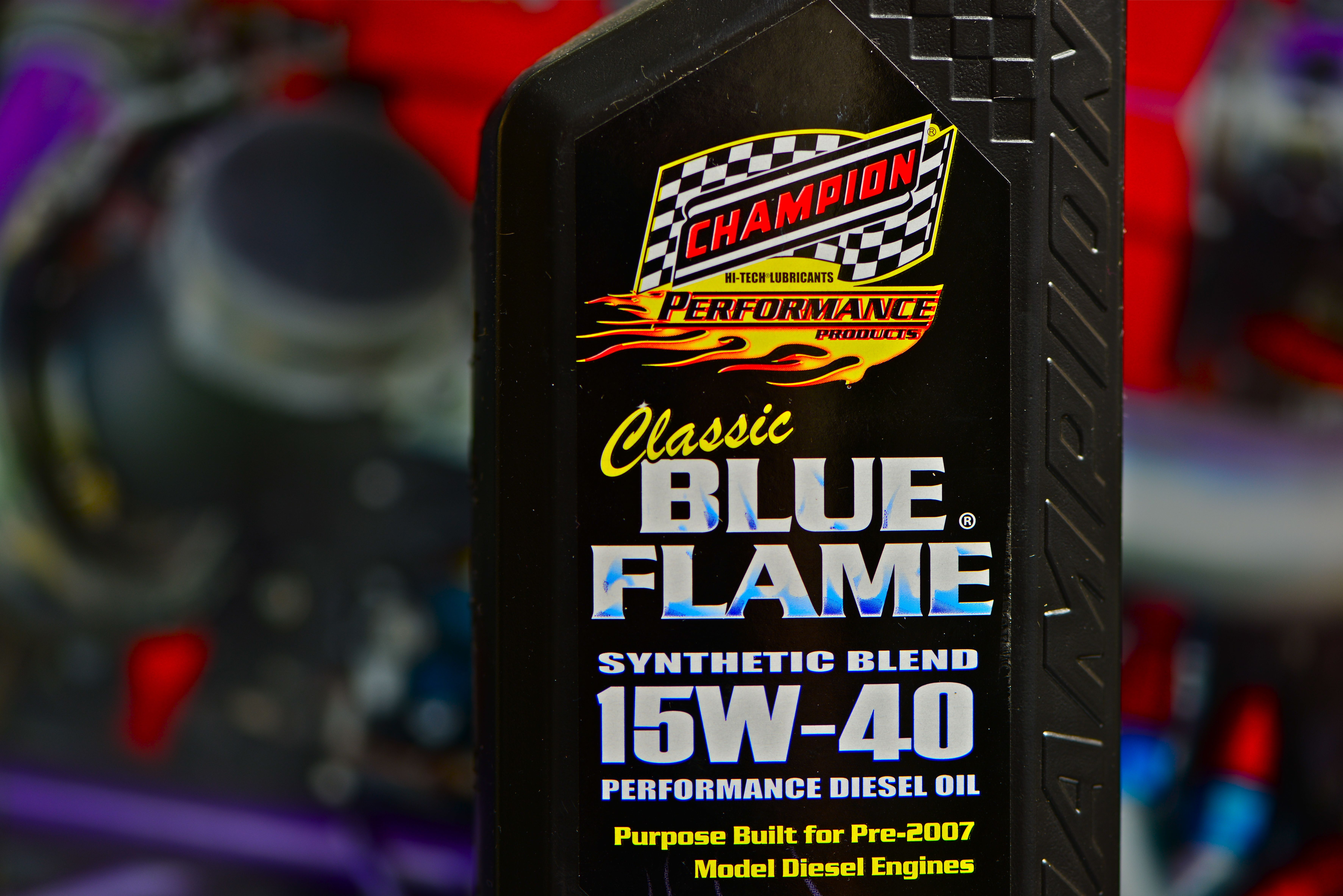 Champion Racing Oil Receives Platinum Facebook Recognition