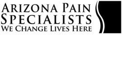 Pain management doctors in Arizona