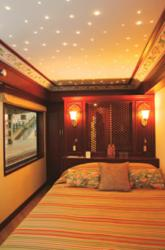 The Maharajas' Express from the Luxury Train Club - Presidential Suite