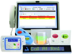Tacera - IP Based Nurse Call System from Austco