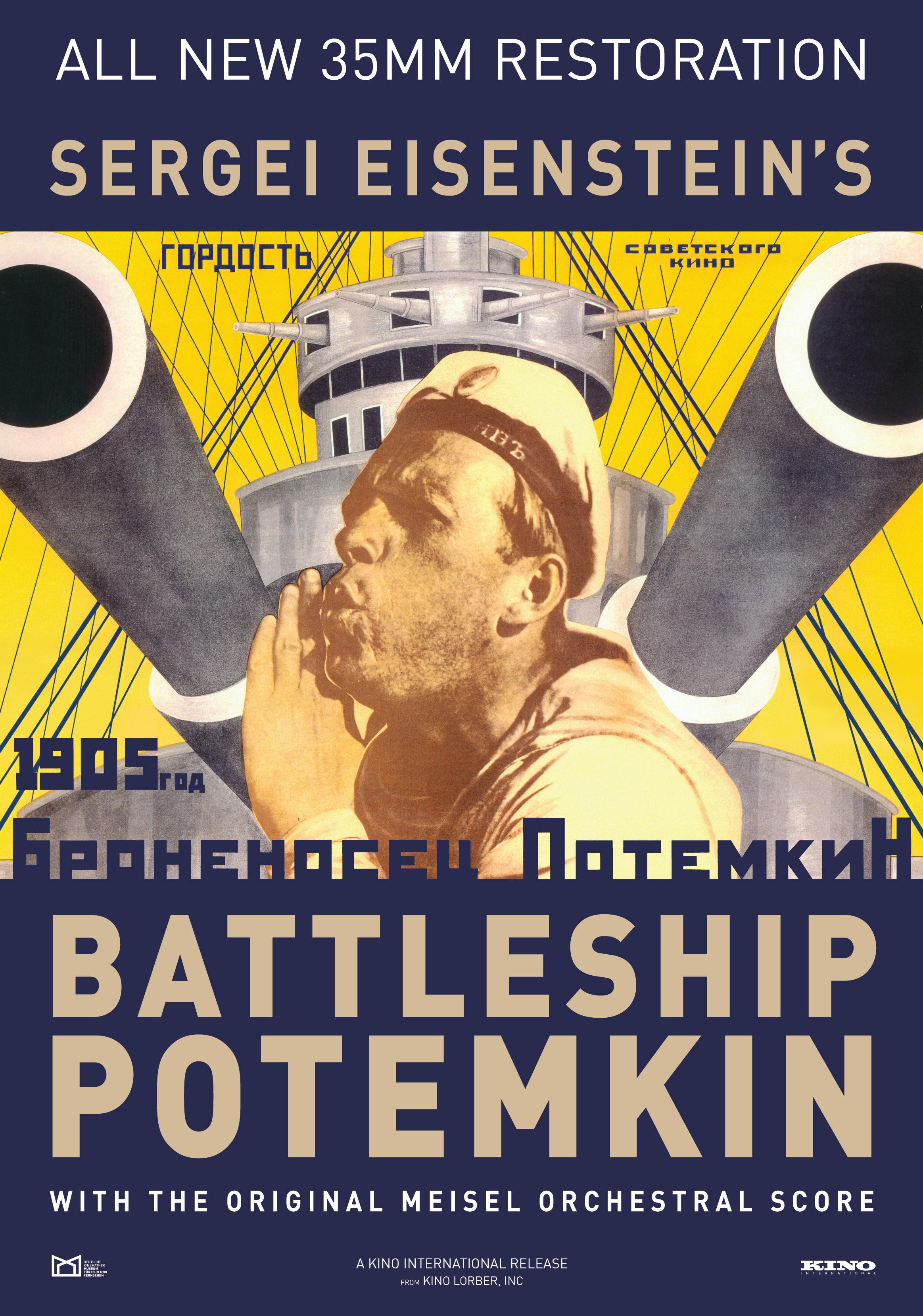 Battleship Potemkin: Propaganda, Meat, and Men