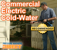 commercial cold water pressure washer, commercial electric cold water pressure washers