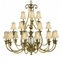 Hinkley Lighting •The Plantation Collection - Burnished Brass Finish