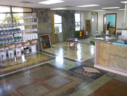 Decorative concrete training and supplies