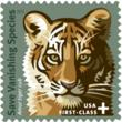Semipostal Stamp Helps Save Vanishing Species, Association of Zoos and...