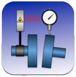 Laser-Dials Shaft Alignment App Icon