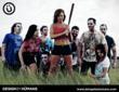Zombie T Shirt batter up
