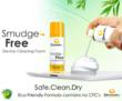Qmadix Smudge-Free Device Cleaner Eco-Friendly