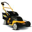 The New Recharge Mower ULTRAPOWER is Mean and Green